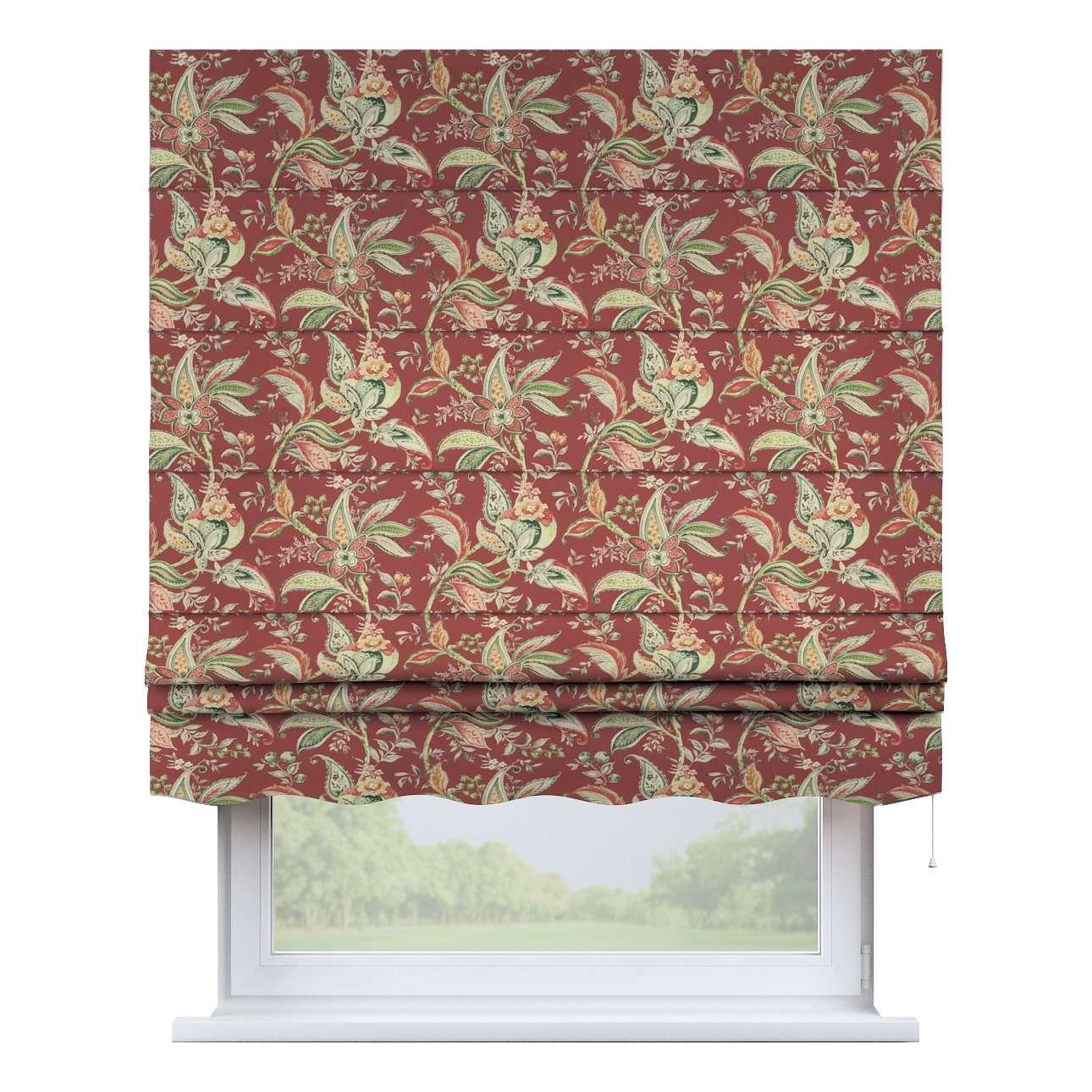 Laskosverho Firenze<br/>Aaltoilevalla helmalla mallistosta Gardenia, Kangas: 142-12