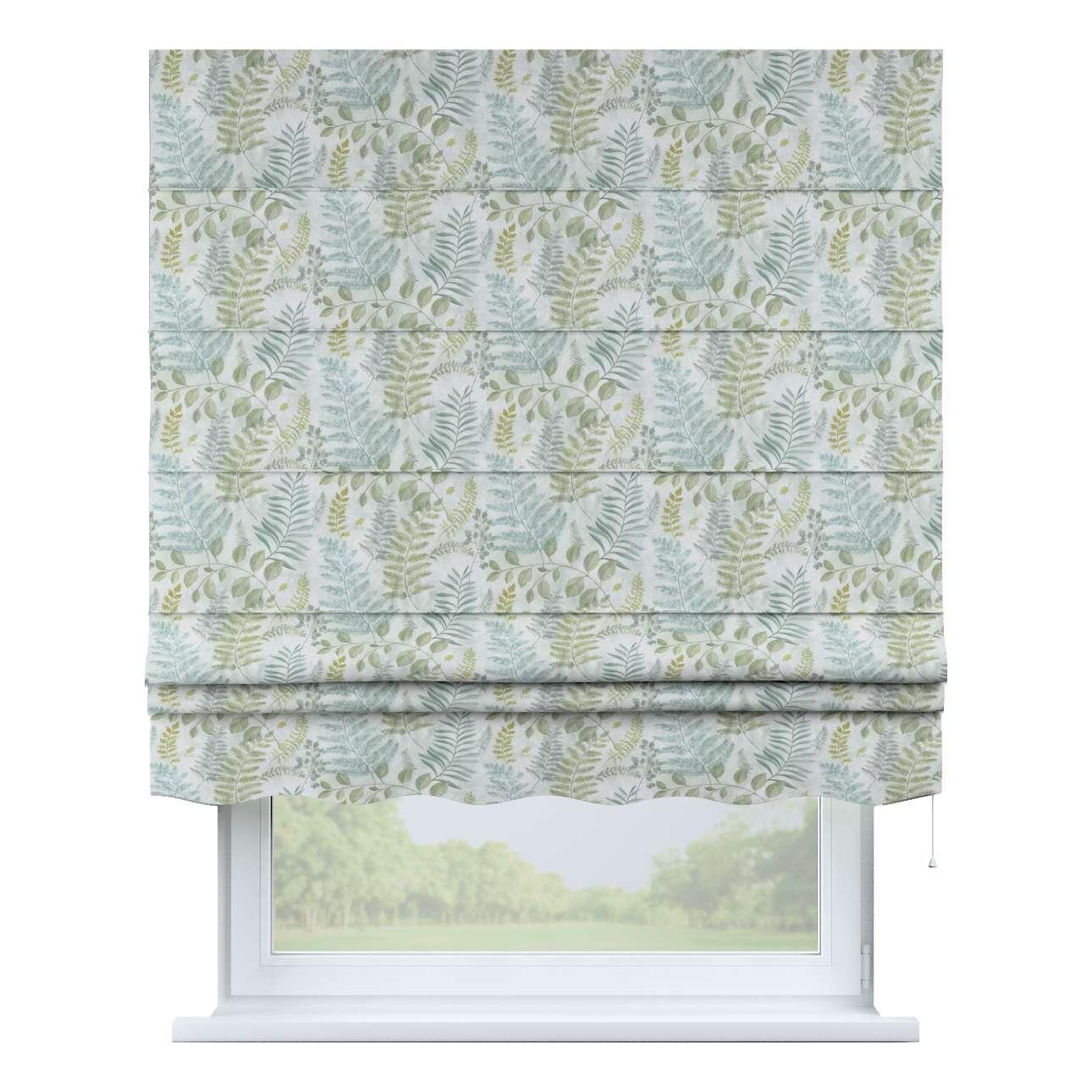 Roleta rzymska Florencja w kolekcji Pastel Forest, tkanina: 142-46