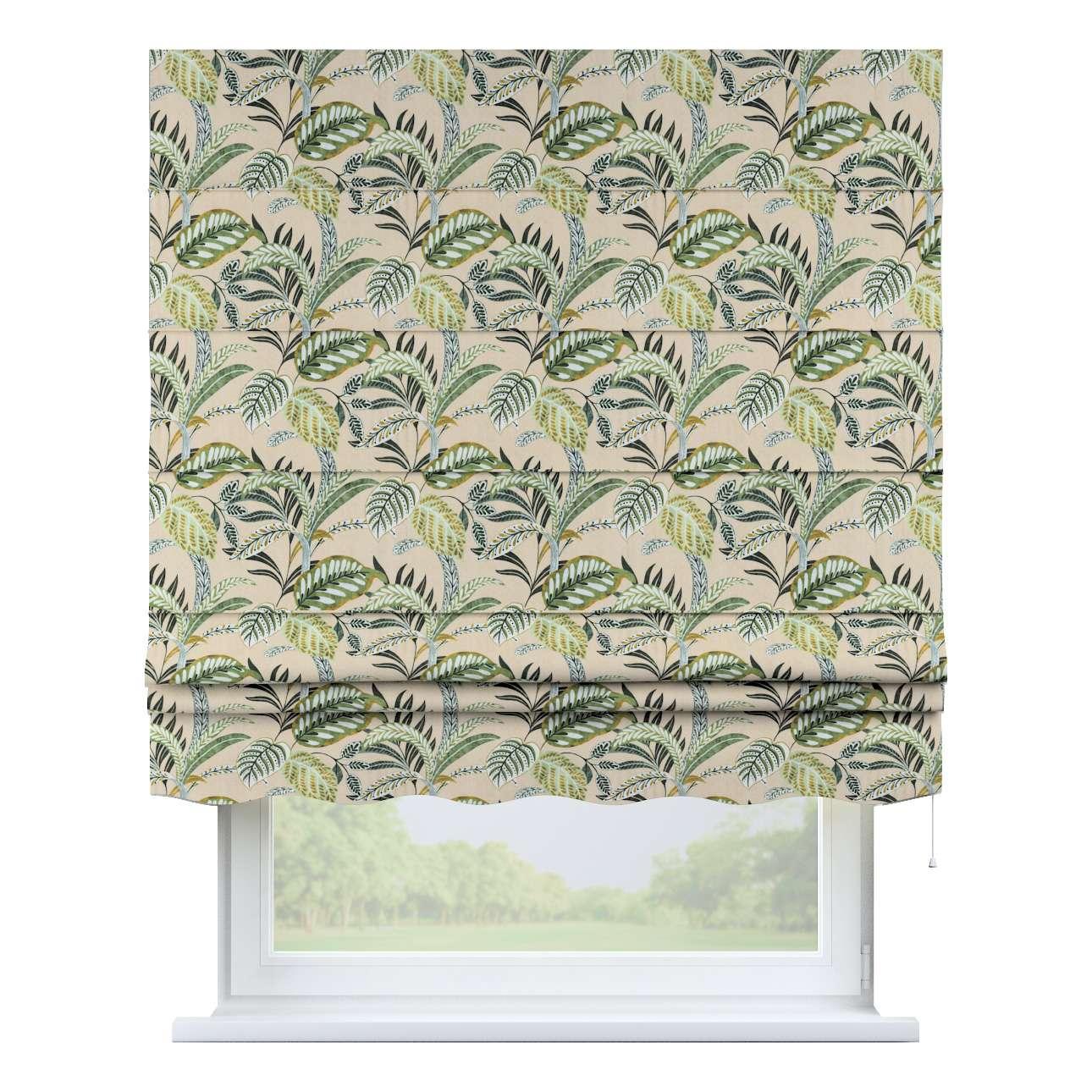 Roleta rzymska Florencja w kolekcji Tropical Island, tkanina: 142-96