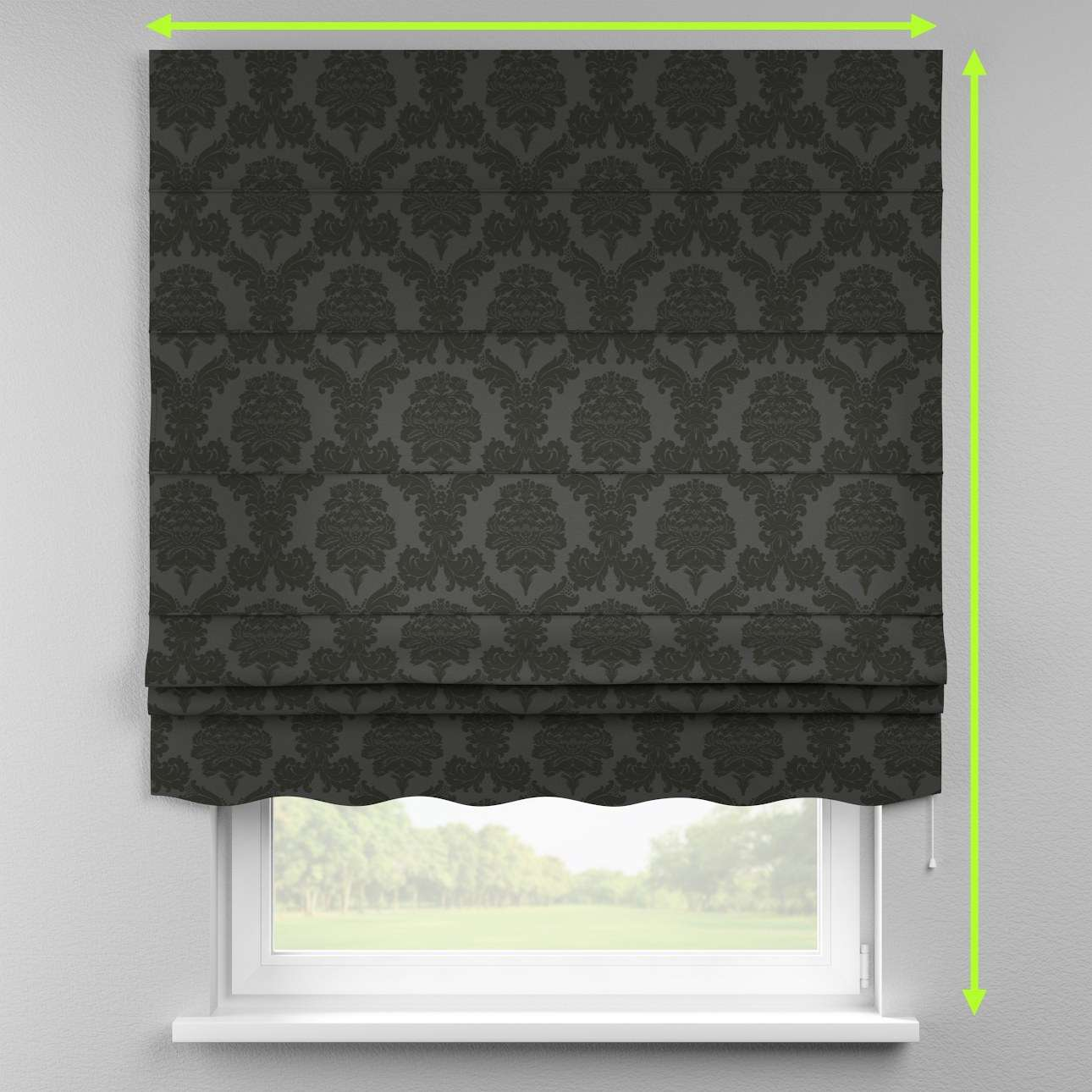 Florence roman blind  in collection Damasco, fabric: 613-32