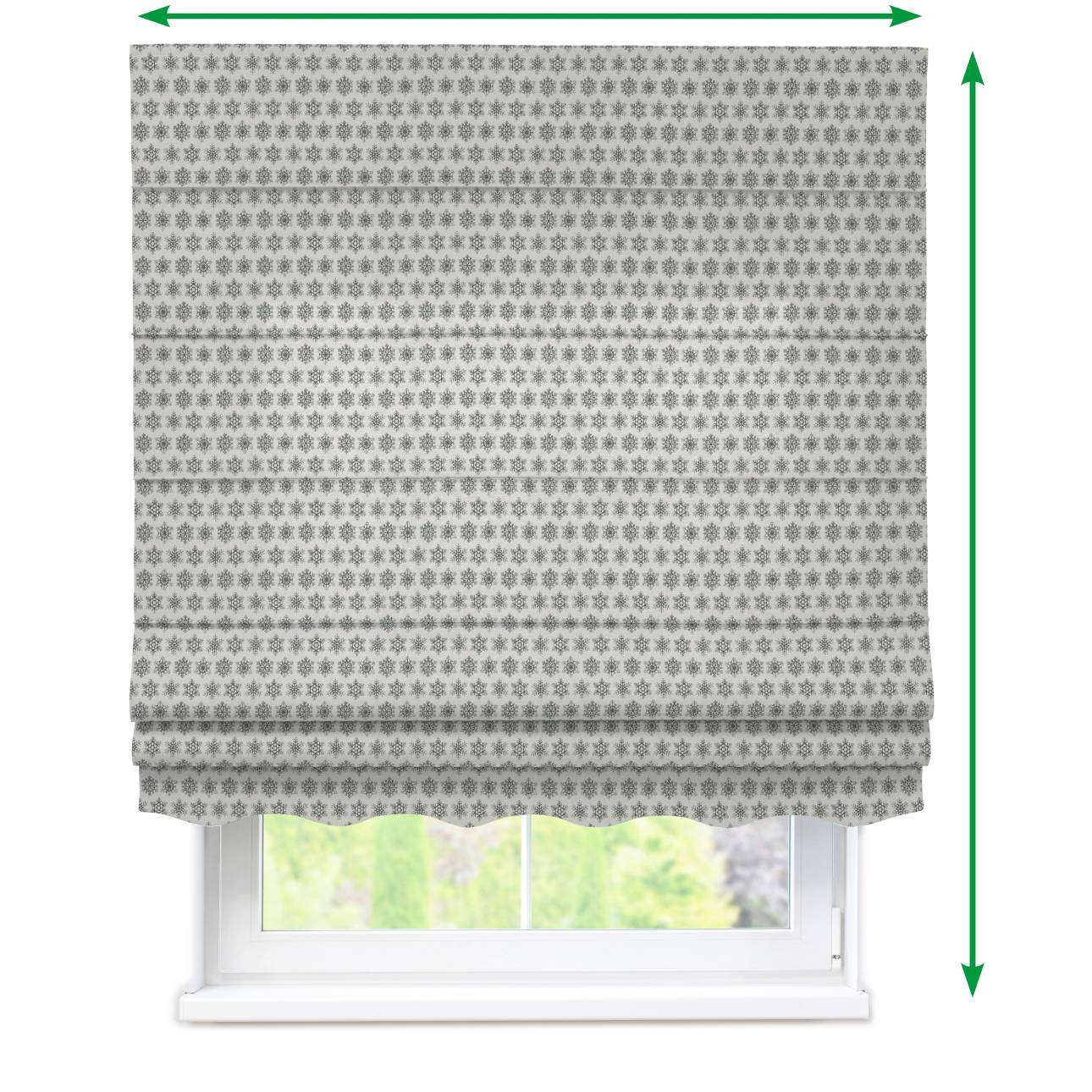 Florence roman blind  in collection Christmas , fabric: 630-28