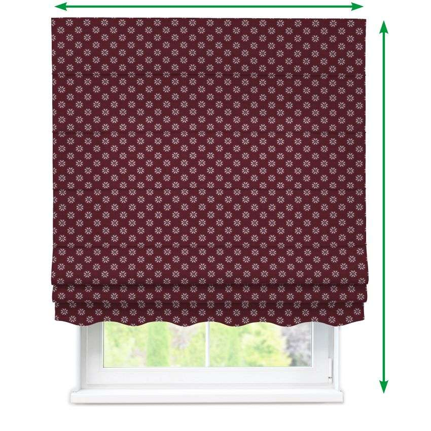 Florence roman blind  in collection Christmas , fabric: 630-61