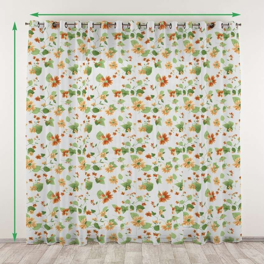 Eyelet voile/net curtains in collection Net Curtains, fabric: 111-31