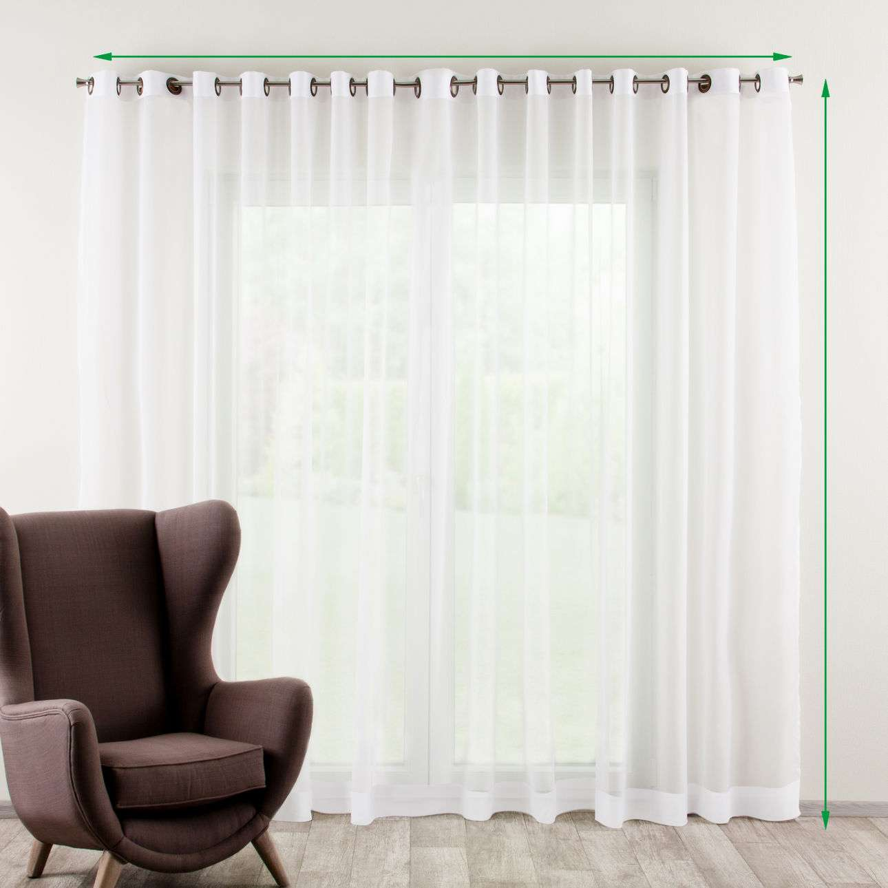 How Do You Measure Eyelet Curtains Curtain Menzilperde Net