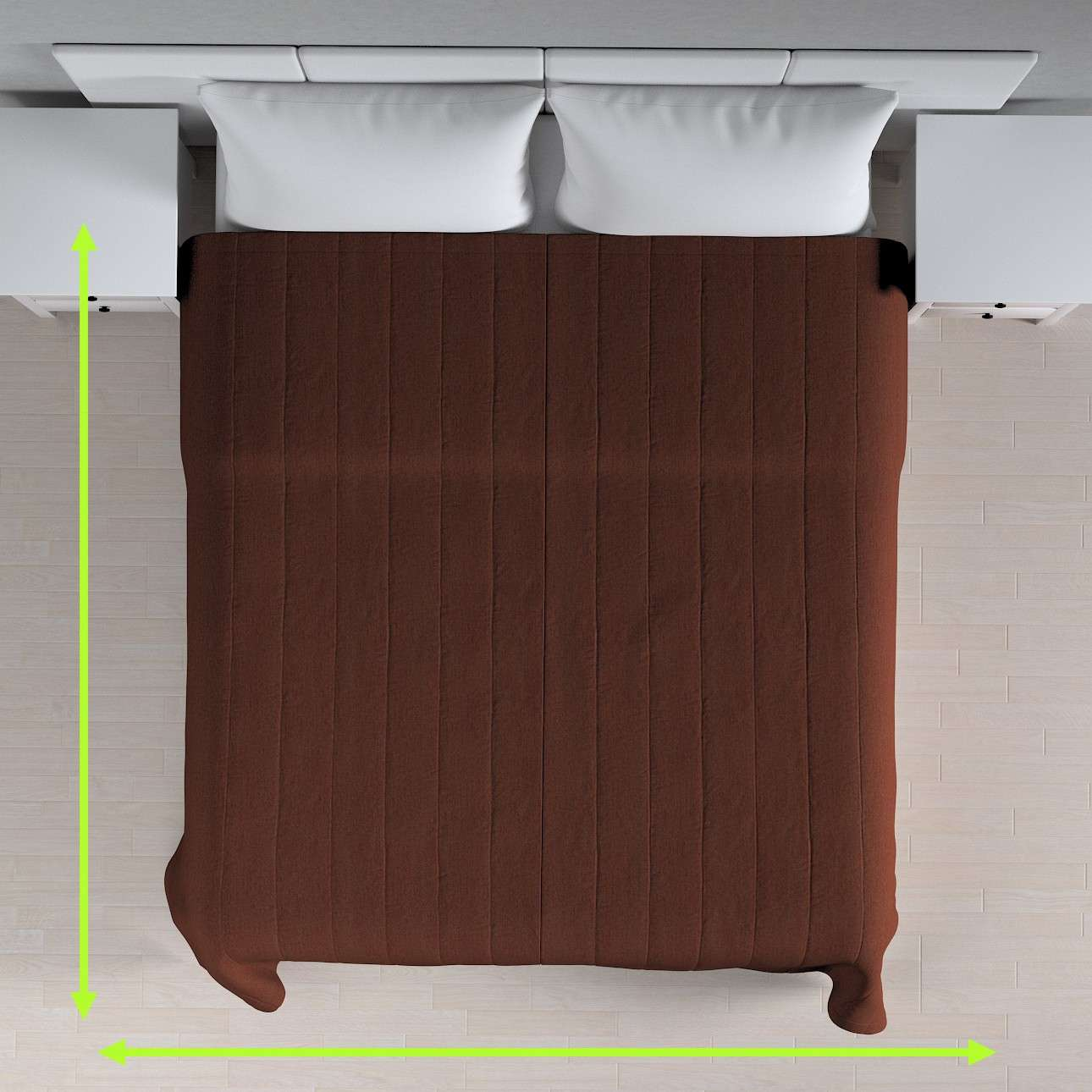 Basic steppelt takaró a kollekcióból CHENILLE Bútorszövet, Dekoranyag: 702-18