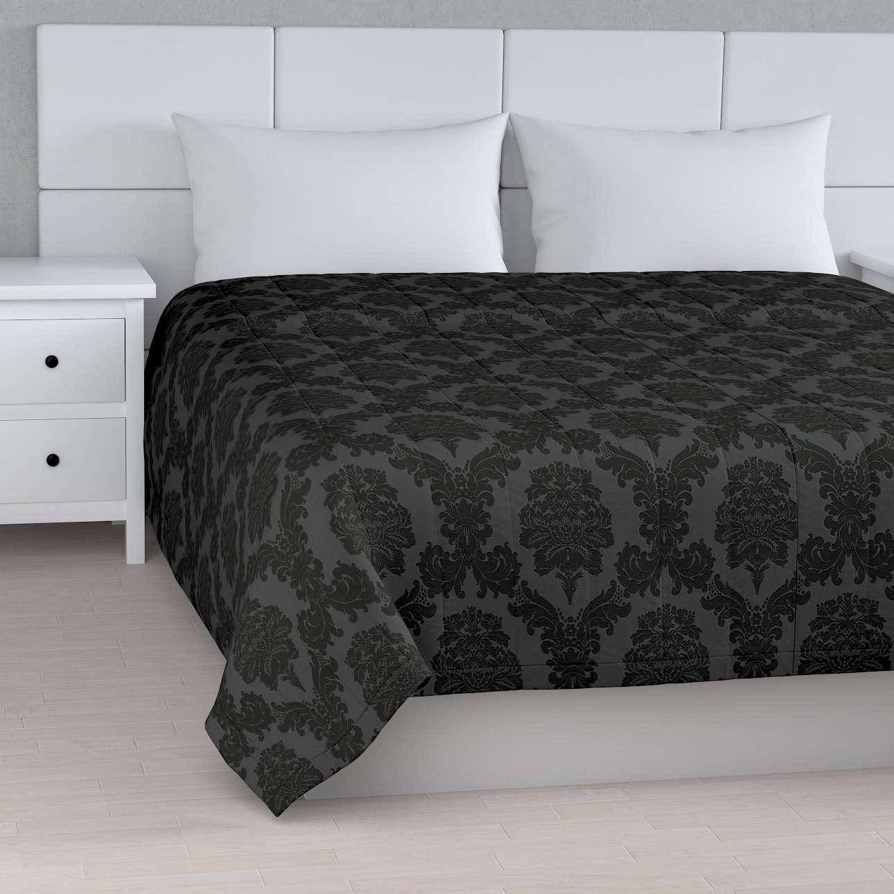 Prehoz na posteľ jednoduchý V kolekcii Damasco, tkanina: 613-32