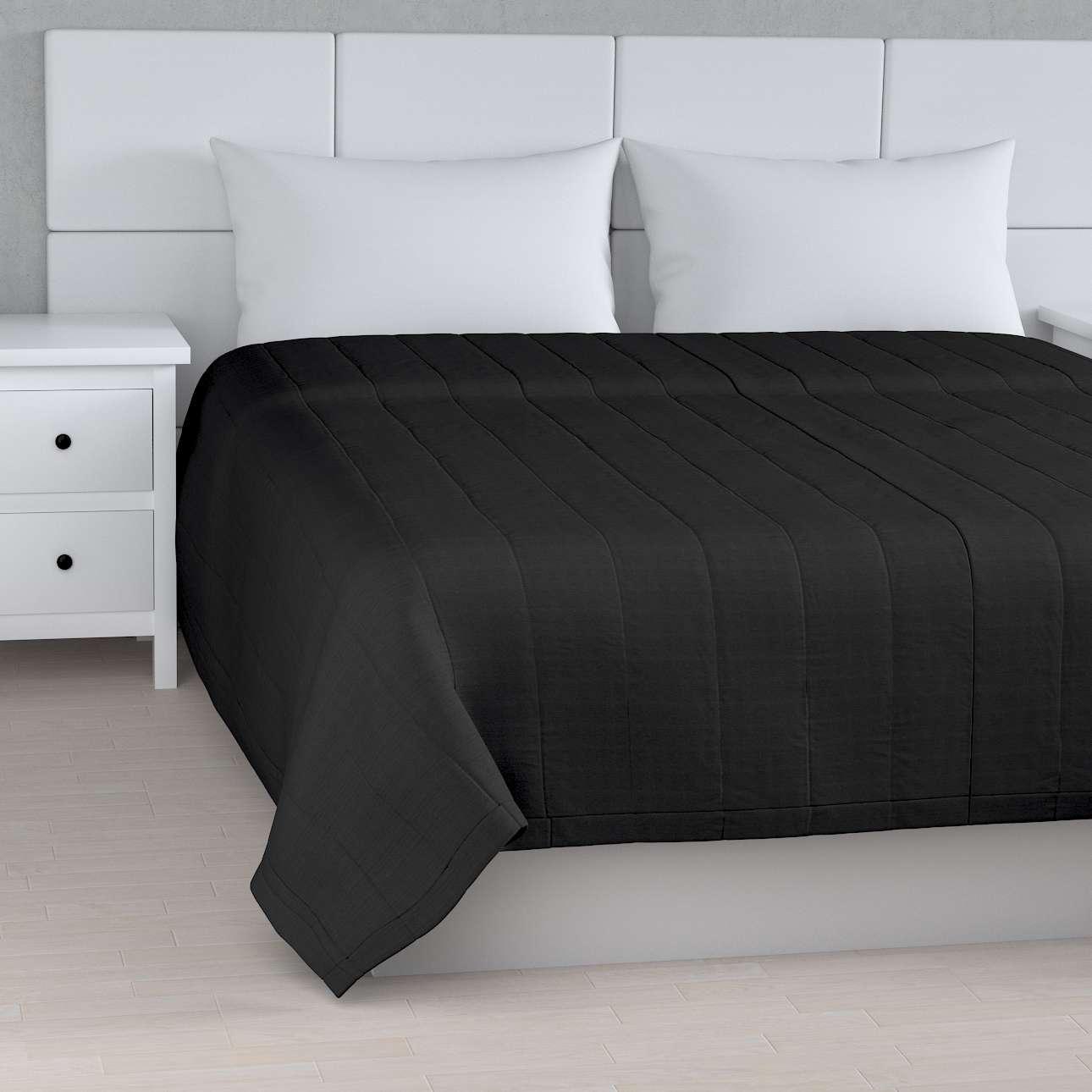 Sengeteppe quiltet<br/>10cm striper fra kolleksjonen Jupiter, Stoffets bredde: 127-99