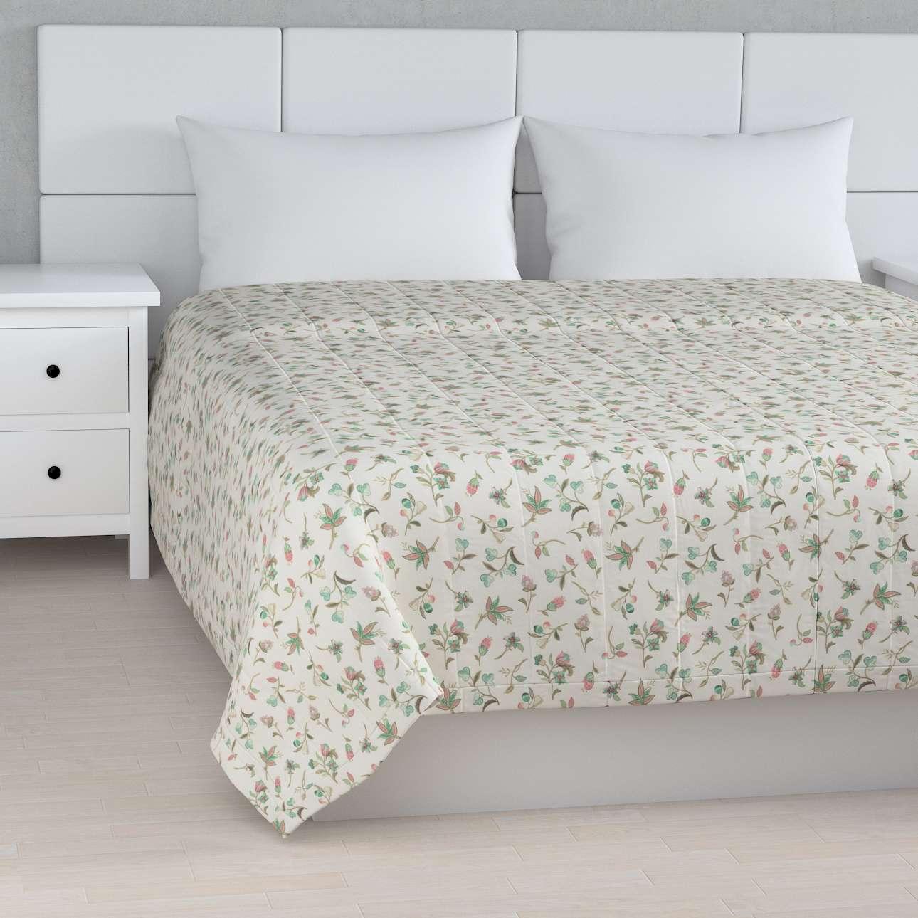 Cuvertura matlasata cu model în colecție Londres, țesătură: 122-02