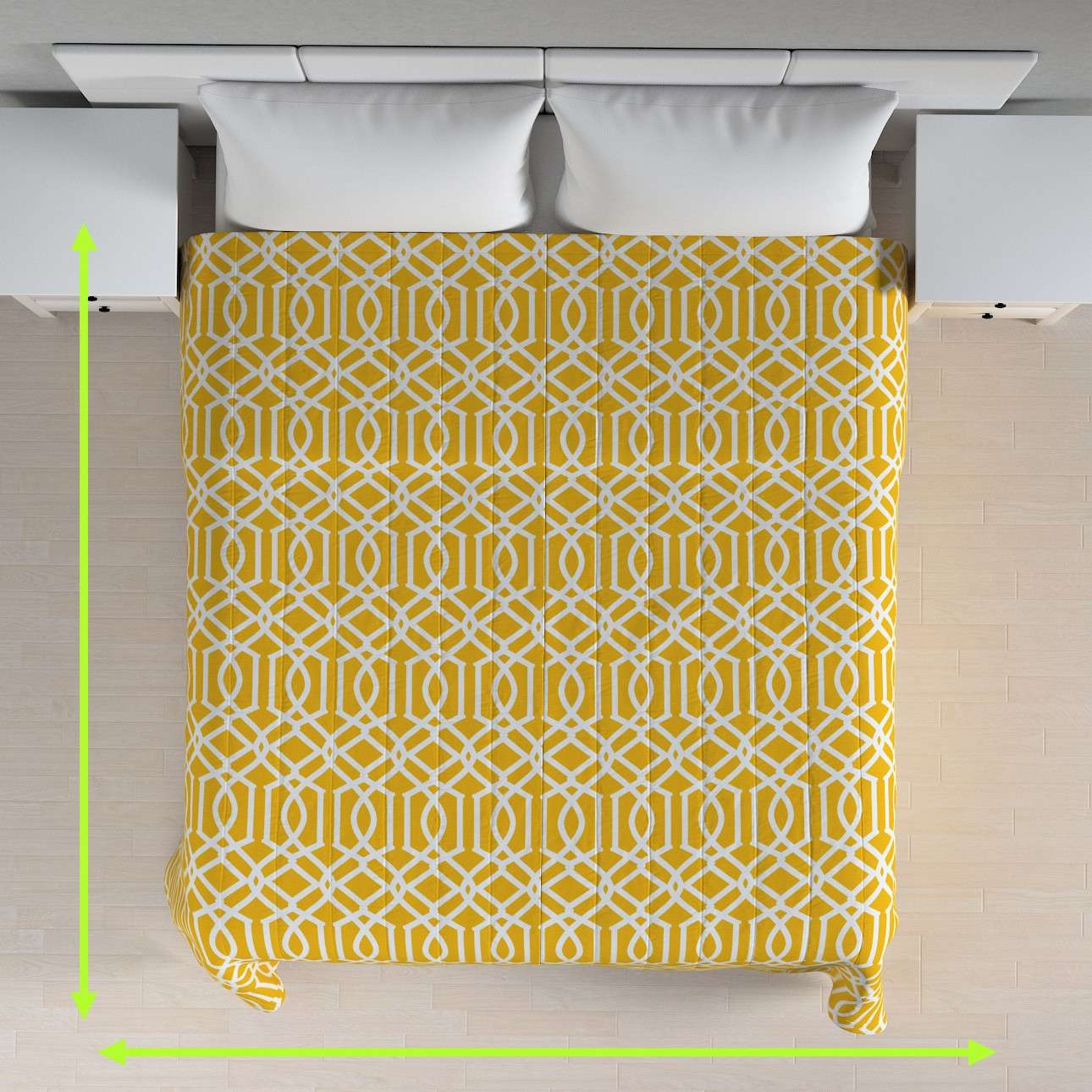Basic steppelt takaró a kollekcióból Comics Lakástextil, Dekoranyag: 135-09