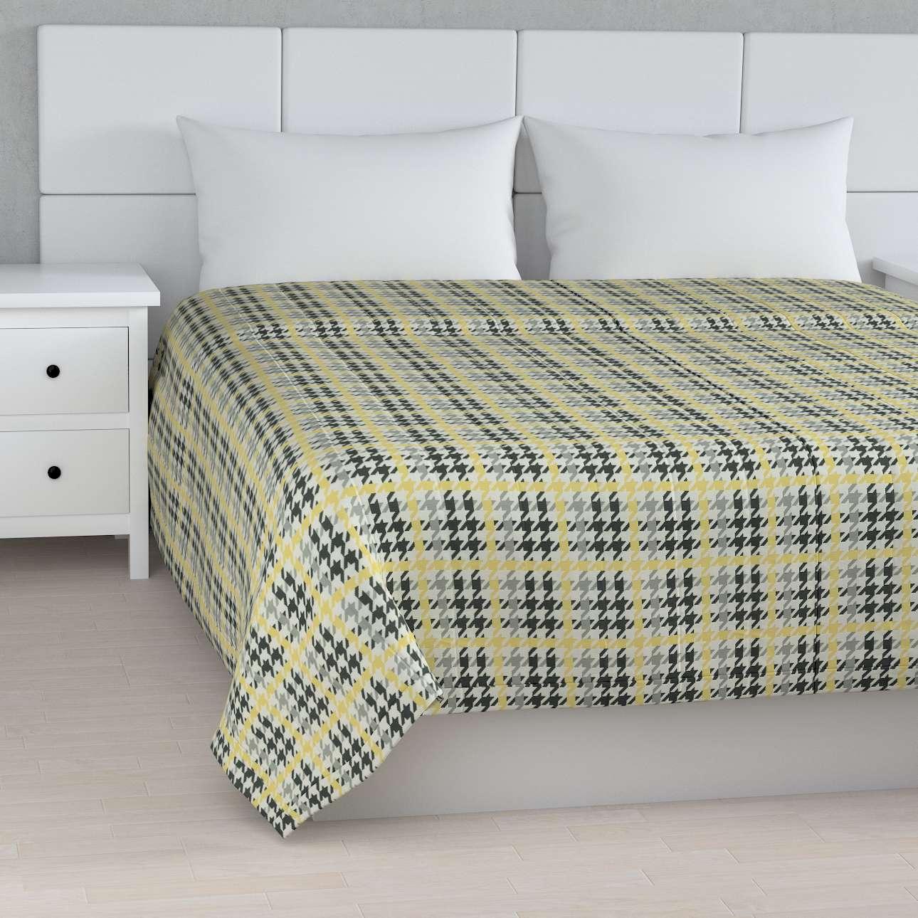 Prehoz na posteľ jednoduchý V kolekcii Brooklyn, tkanina: 137-79