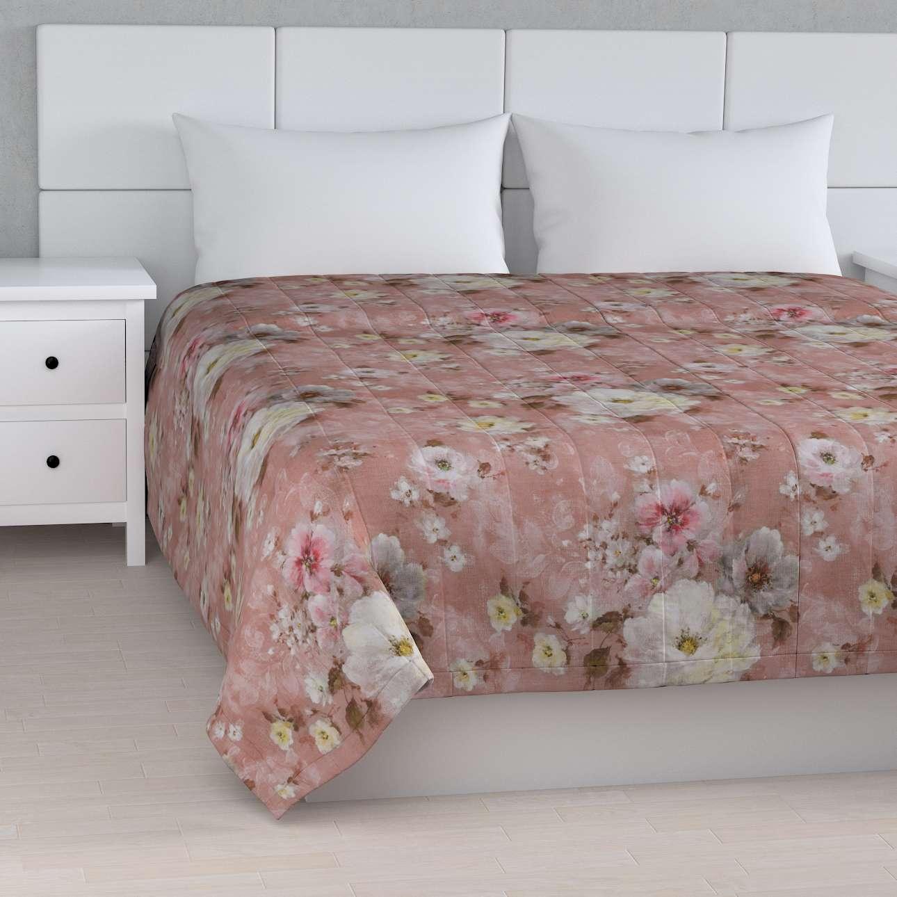Cuvertura matlasata cu model în colecție Monet, țesătură: 137-83