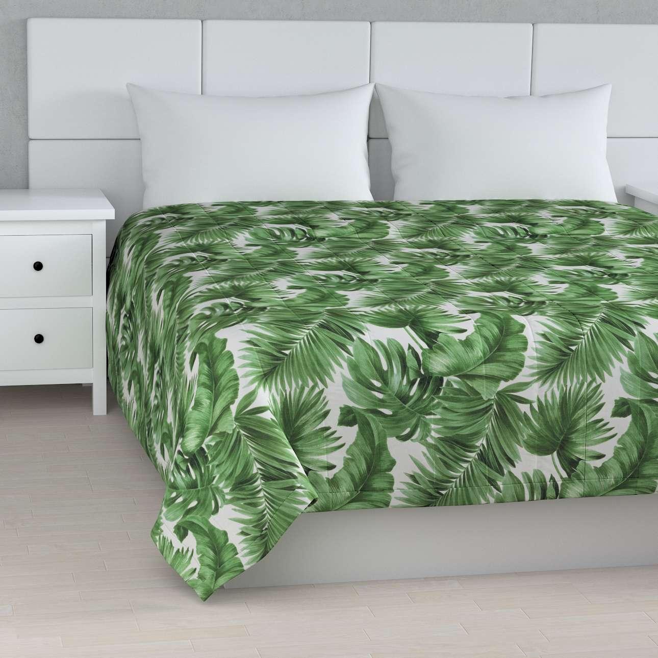Prehoz na posteľ jednoduchý V kolekcii Urban Jungle, tkanina: 141-71