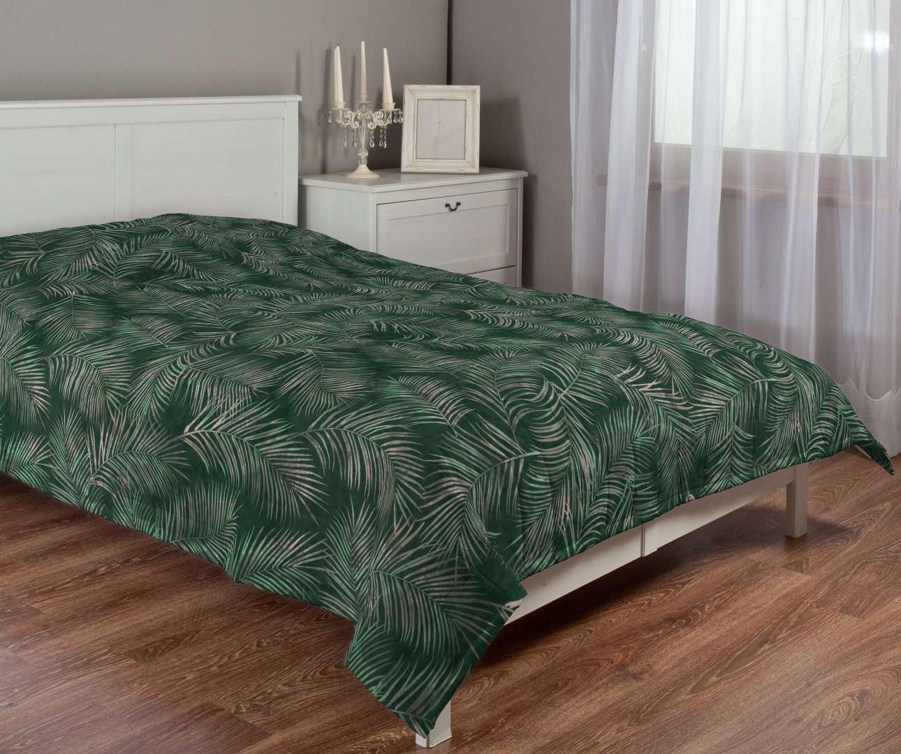 Prehoz na posteľ jednoduchý V kolekcii Velvet, tkanina: 704-21