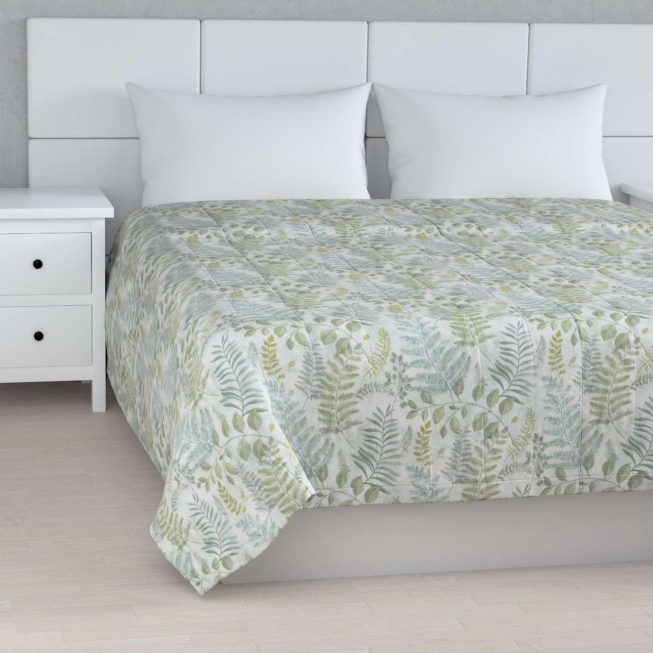 Prehoz  s pozdĺžným prešívaním V kolekcii Pastel Forest, tkanina: 142-46