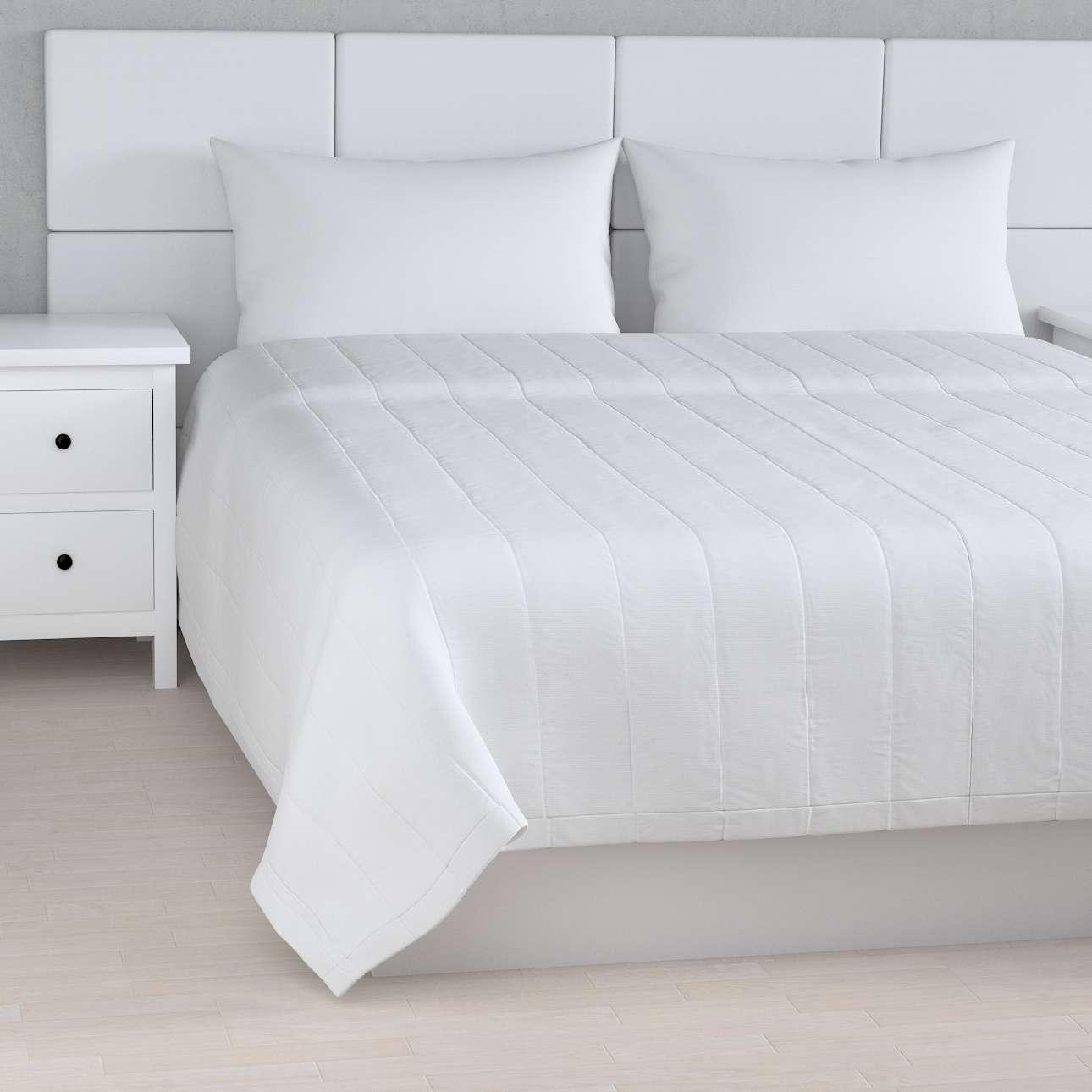 Prehoz na posteľ jednoduchý V kolekcii Jupiter, tkanina: 127-01