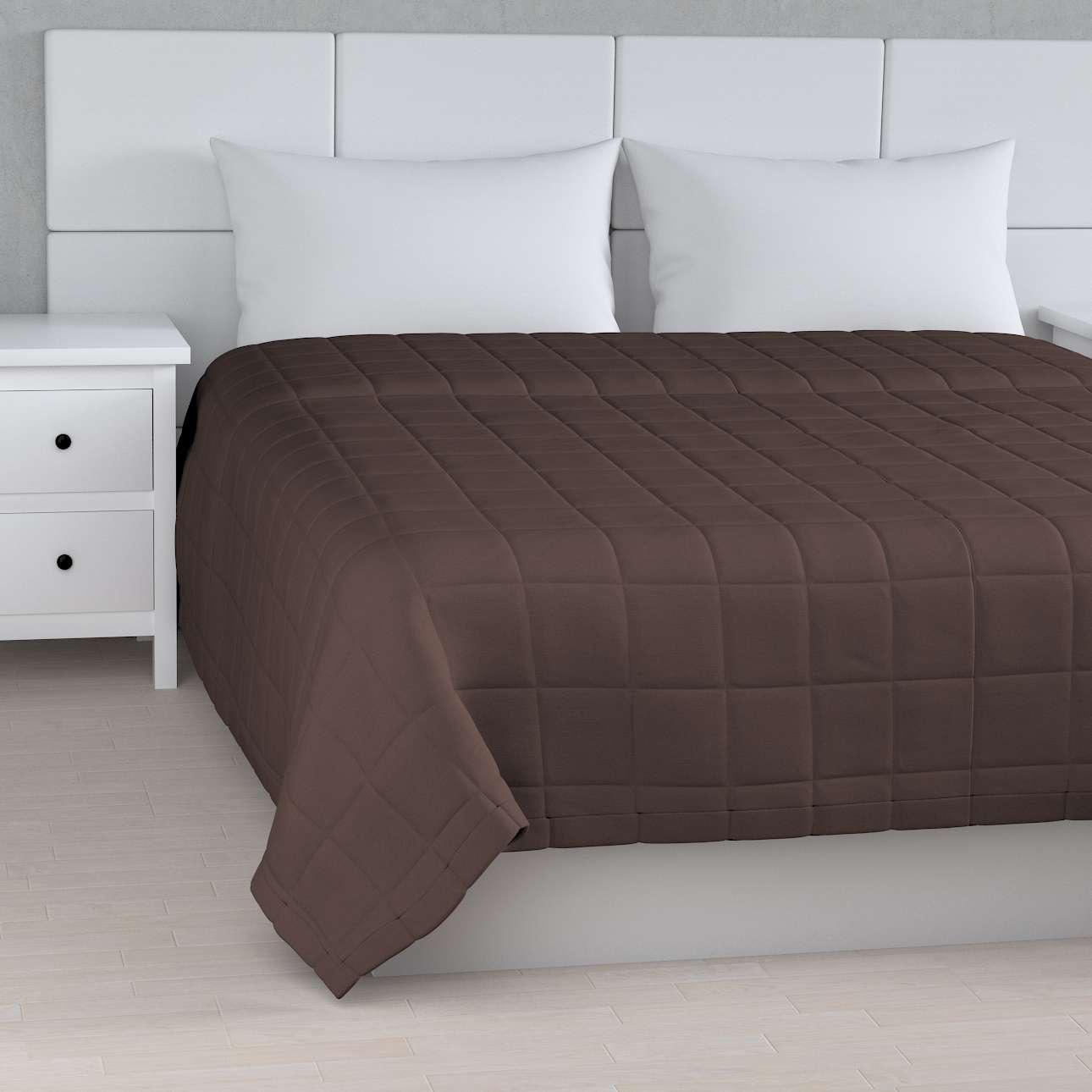 Basic takaró káró steppeléssel a kollekcióból Cotton Panama Bútorszövet, Dekoranyag: 702-03