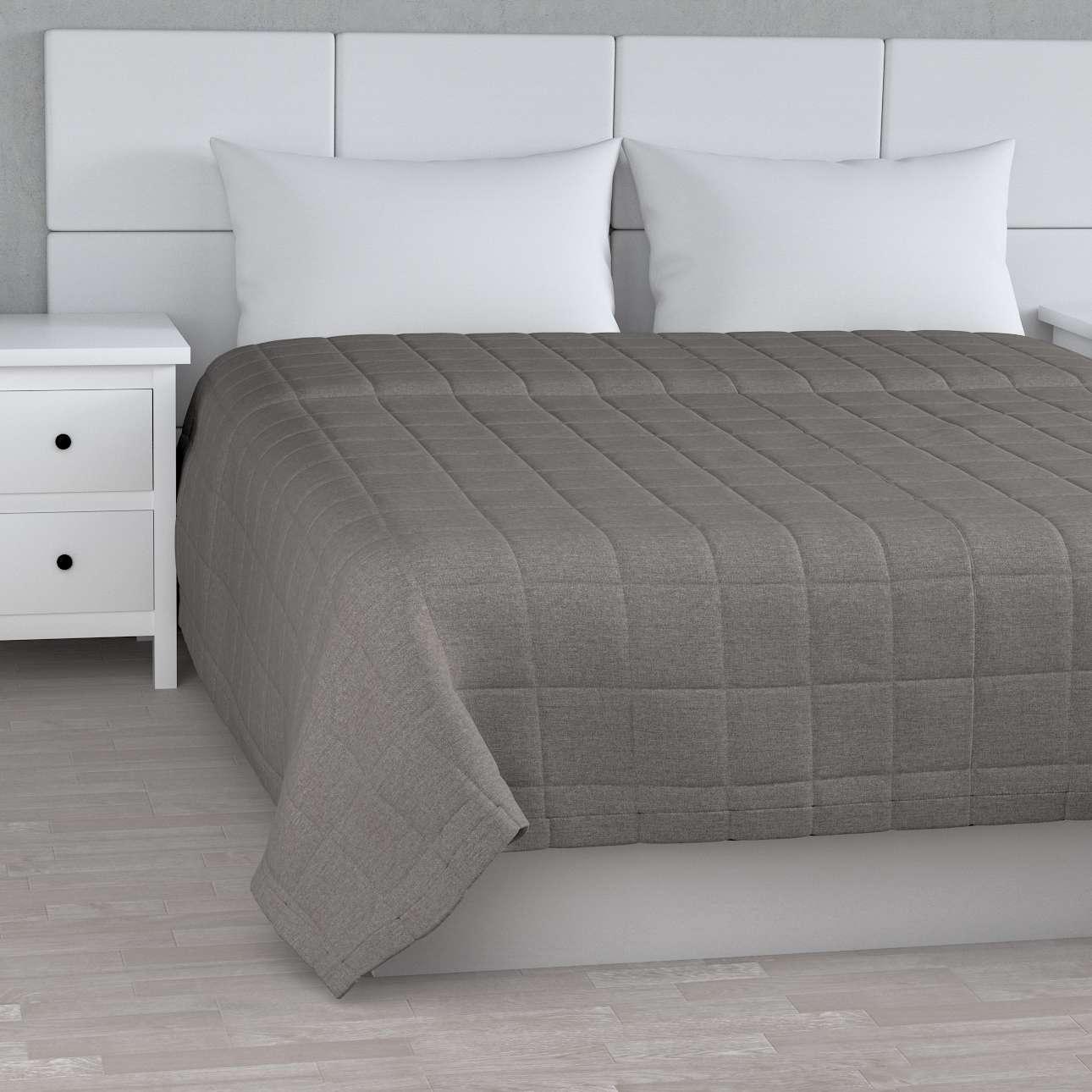 Basic takaró káró steppeléssel a kollekcióból Edinburgh Bútorszövet, Dekoranyag: 115-77