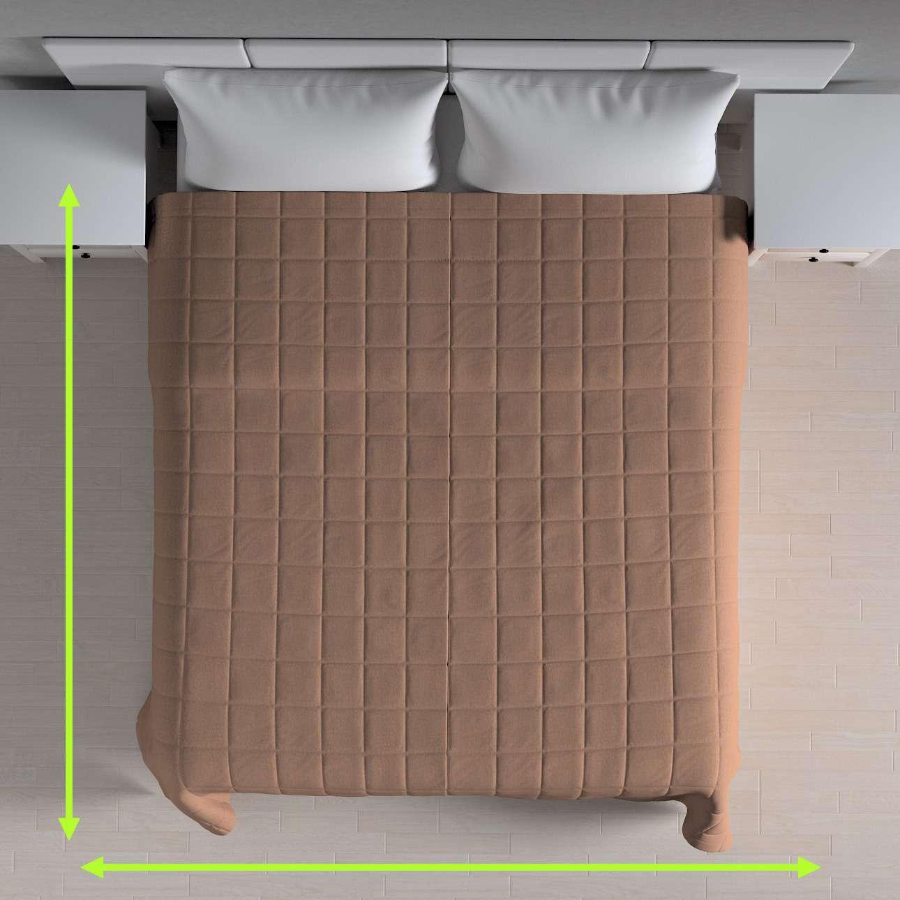 Basic takaró káró steppeléssel a kollekcióból CHENILLE Bútorszövet, Dekoranyag: 702-21