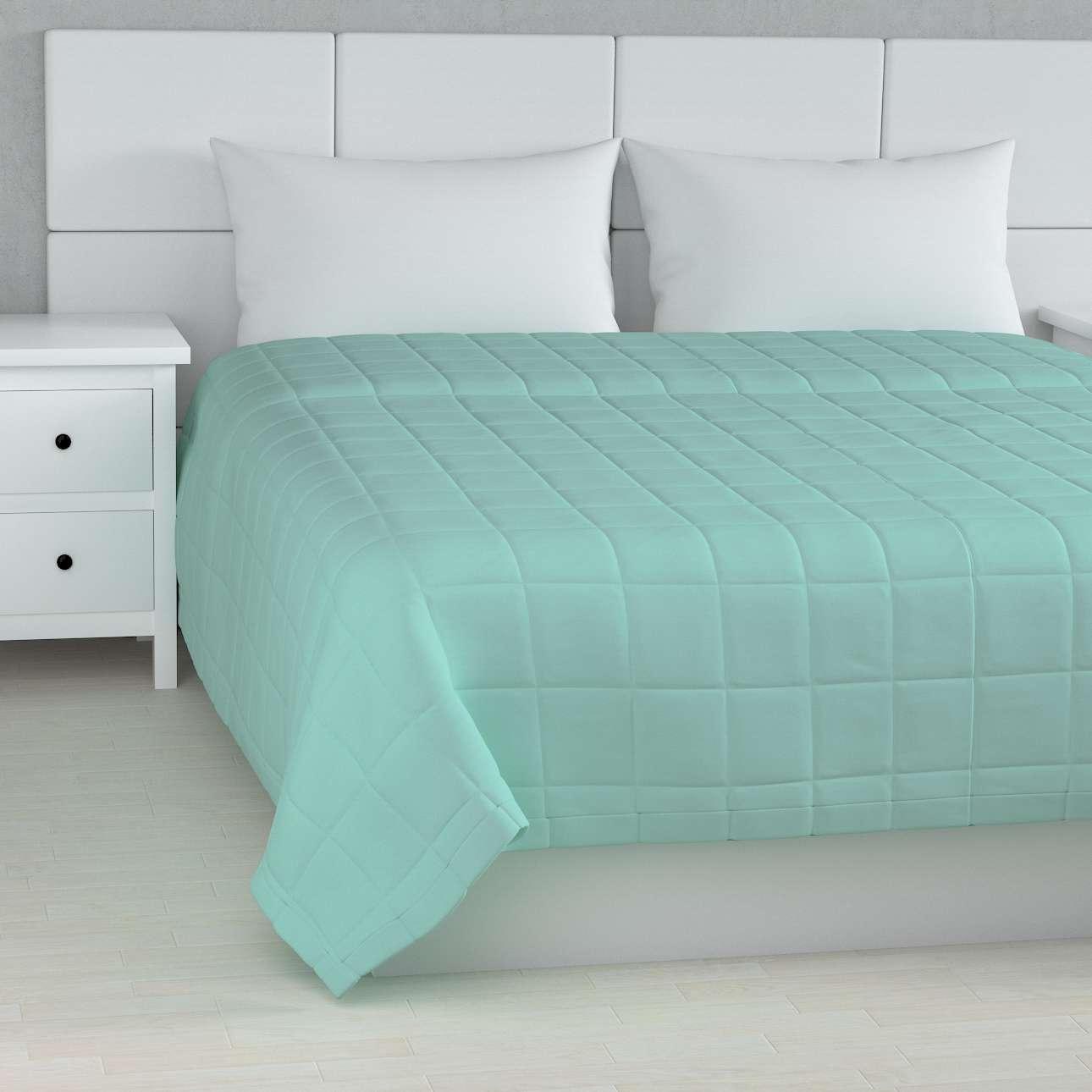 Basic takaró káró steppeléssel a kollekcióból Loneta Lakástextil, Dekoranyag: 133-32