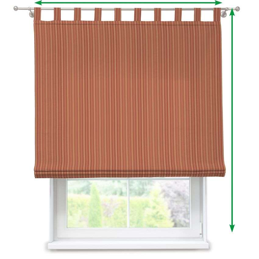 Verona tab top roman blind in collection SALE, fabric: 130-07