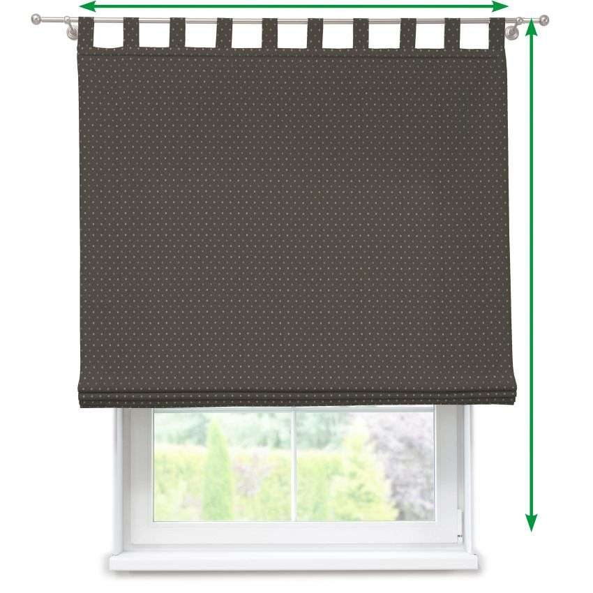 Verona tab top roman blind in collection SALE, fabric: 130-11