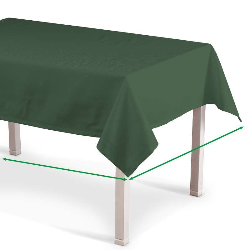 Rectangular tablecloth in collection Panama Cotton, fabric: 702-06