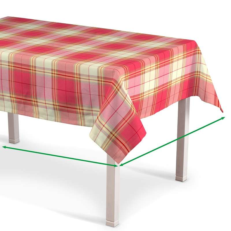 Rectangular tablecloth in collection Bristol, fabric: 125-25