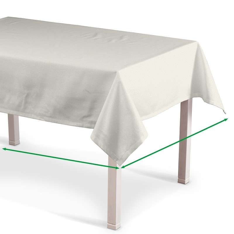 Rectangular tablecloth in collection Loneta , fabric: 133-01