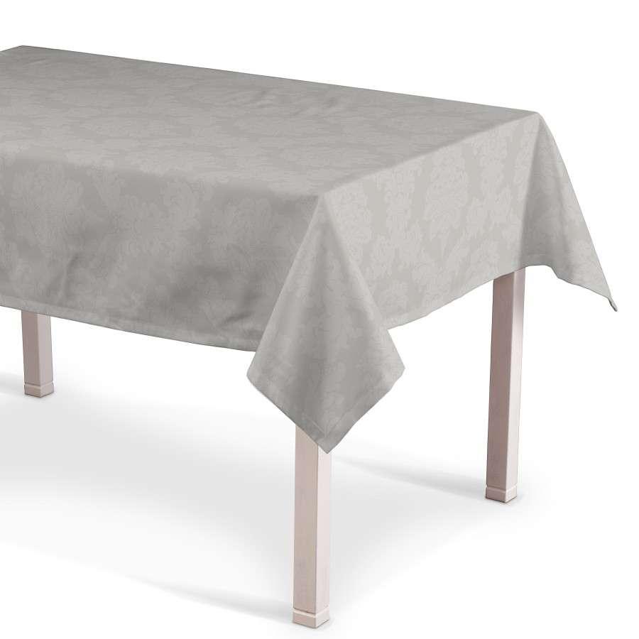 Obrus na stôl obdĺžnikový V kolekcii Damasco, tkanina: 613-81