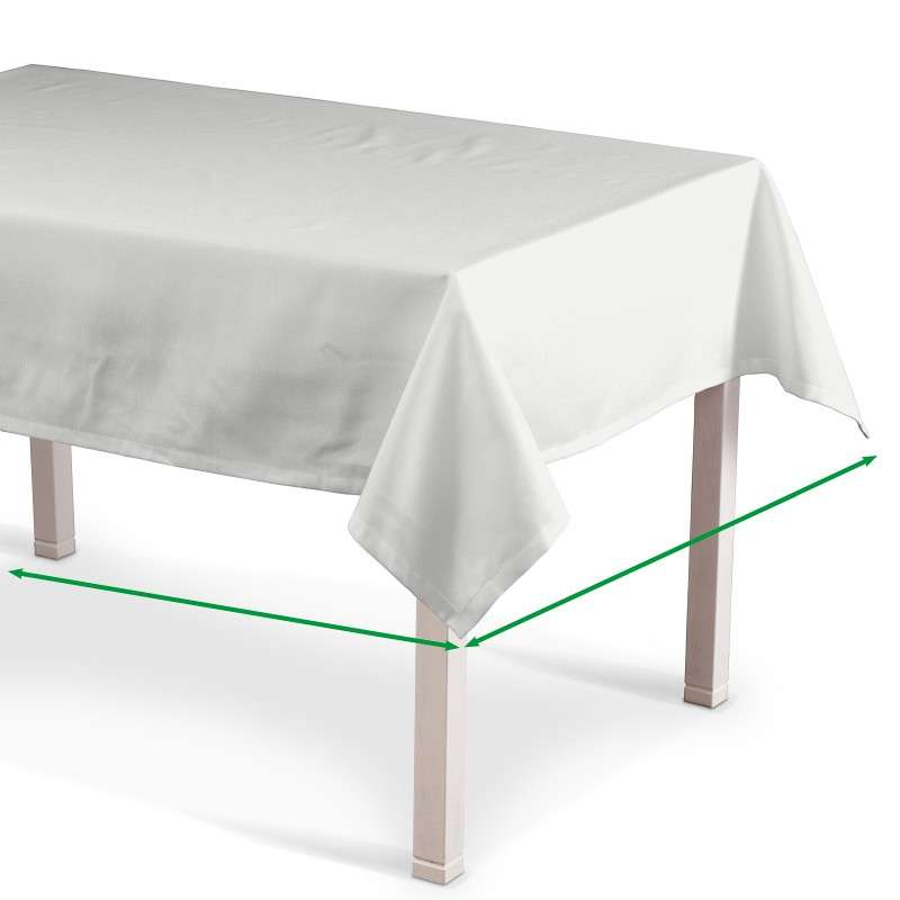 Rectangular tablecloth in collection Loneta , fabric: 133-02
