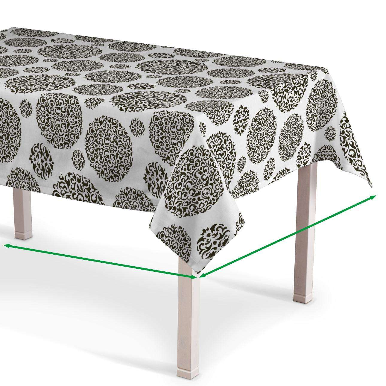 Rectangular tablecloth in collection Comic Book & Geo Prints, fabric: 135-19