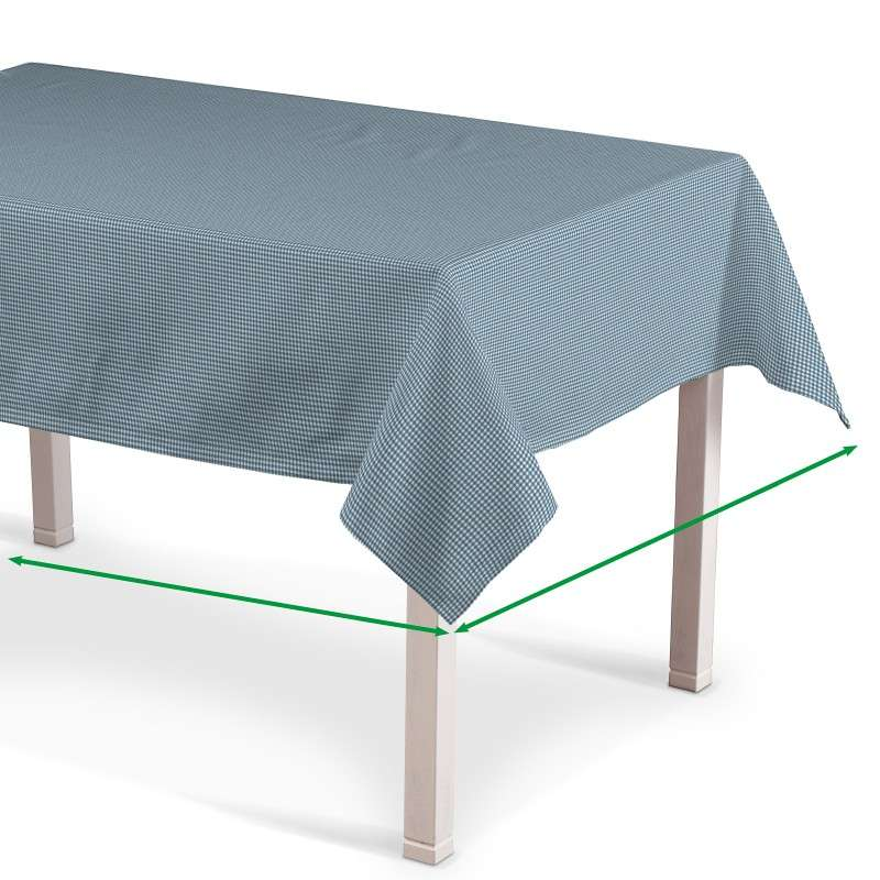 Rectangular tablecloth in collection SALE, fabric: 135-60