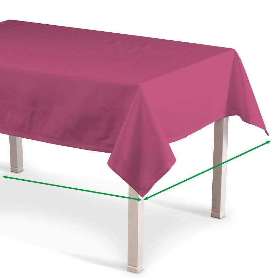 Asztalterítő téglalap alakú a kollekcióból Loneta Lakástextil, Dekoranyag: 133-60