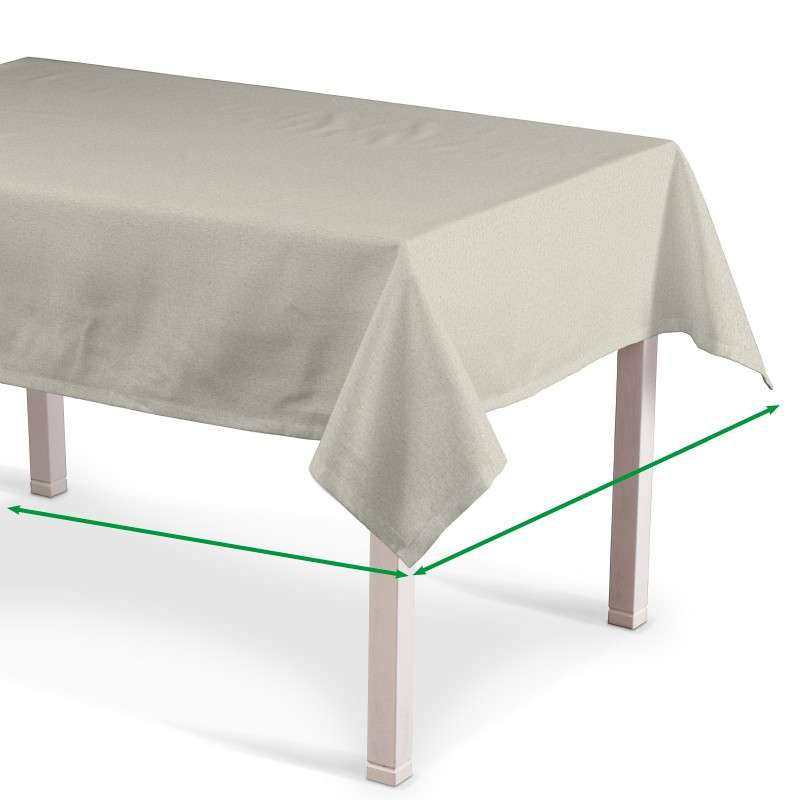 Rectangular tablecloth in collection Loneta , fabric: 133-65