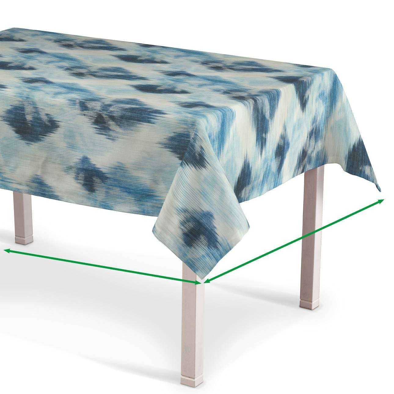 Rectangular tablecloth in collection Aquarelle, fabric: 140-71