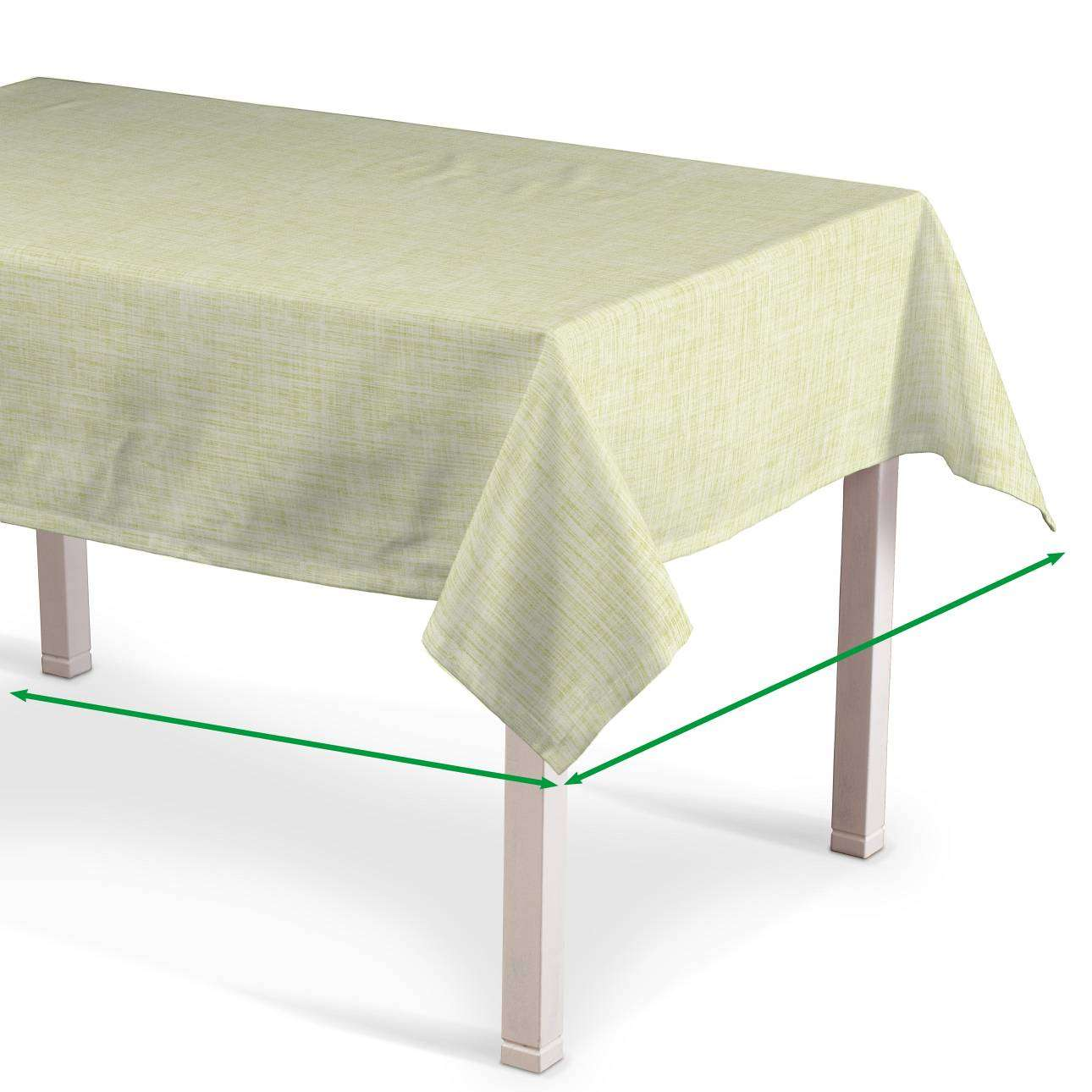 Rectangular tablecloth in collection Aquarelle, fabric: 140-73
