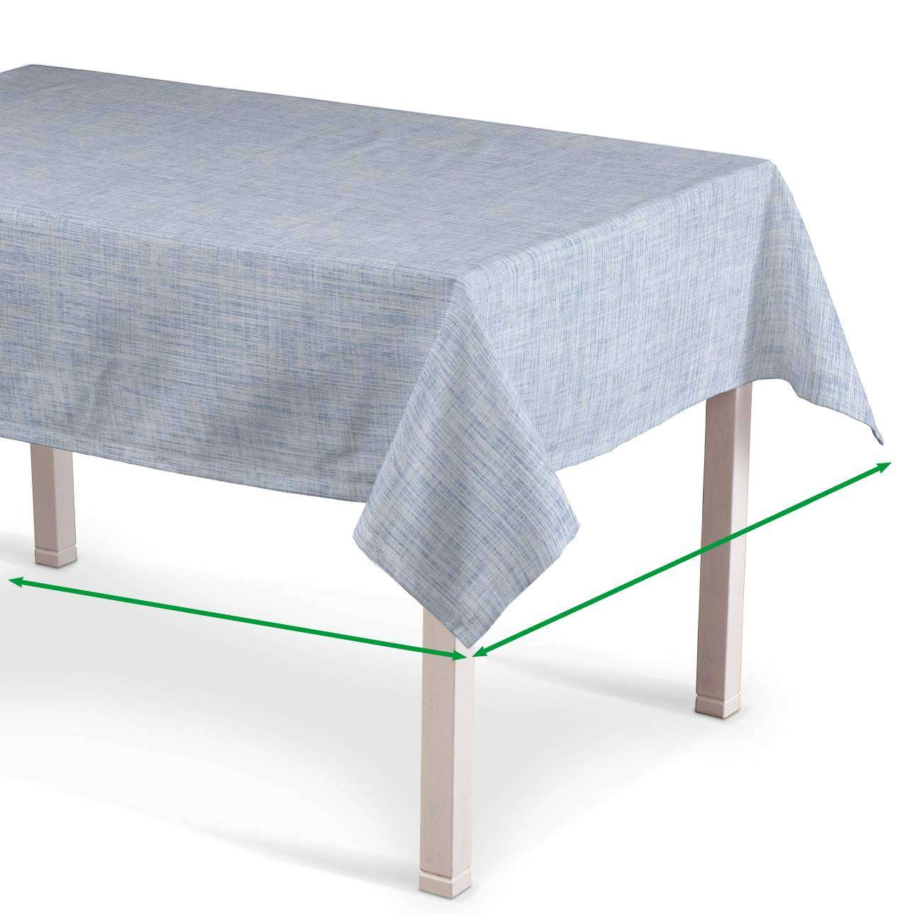 Rectangular tablecloth in collection Aquarelle, fabric: 140-74