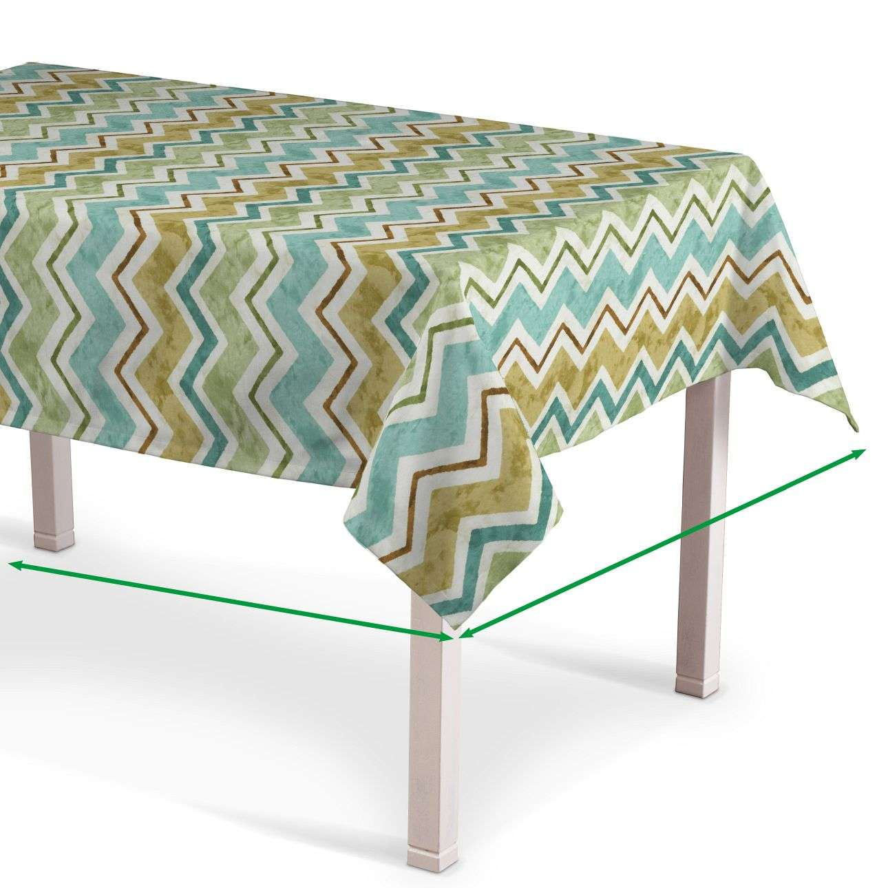 Rectangular tablecloth in collection Acapulco, fabric: 141-41