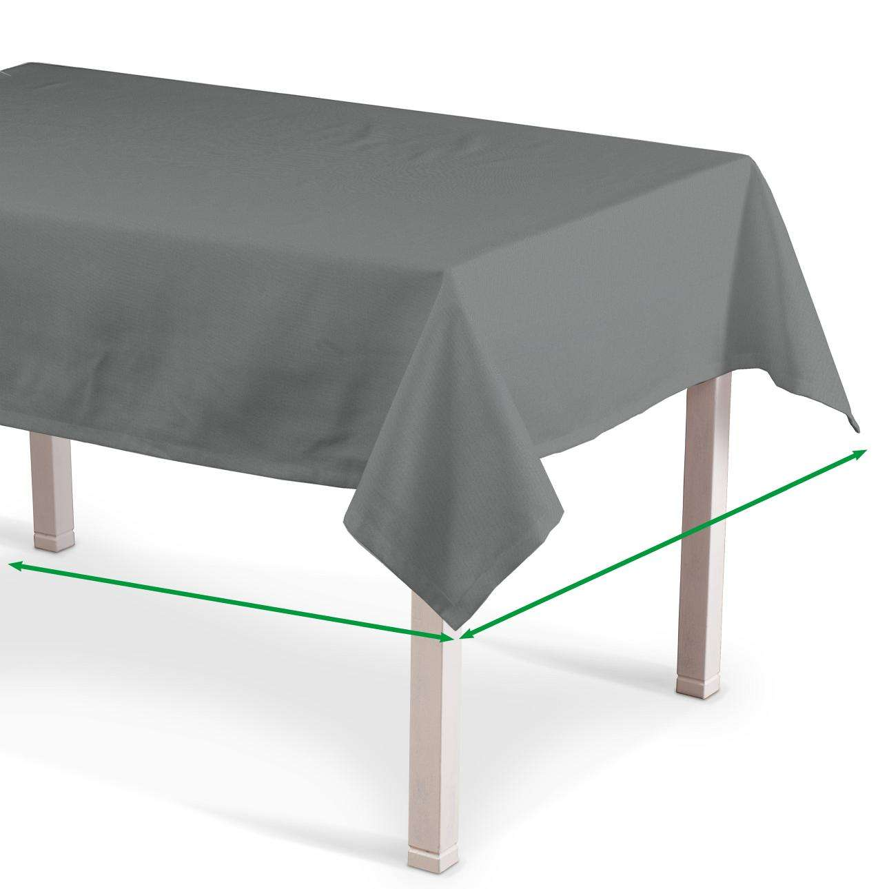 Rectangular tablecloth in collection Milano, fabric: 150-28