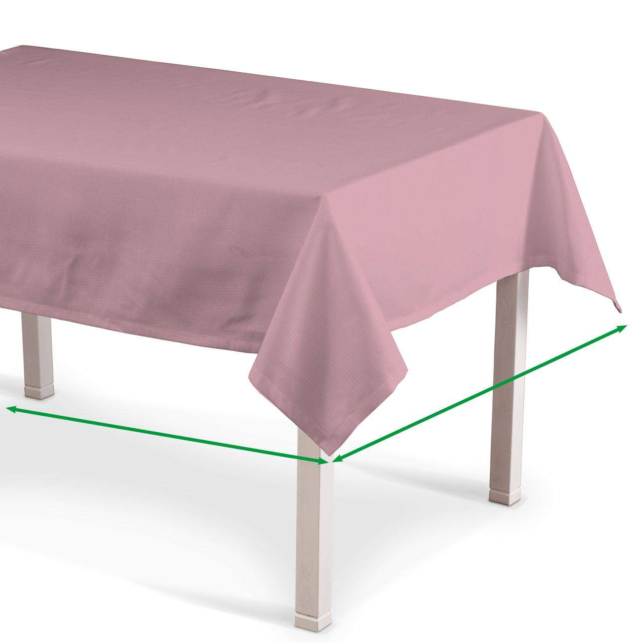 Rectangular tablecloth in collection Milano, fabric: 150-35