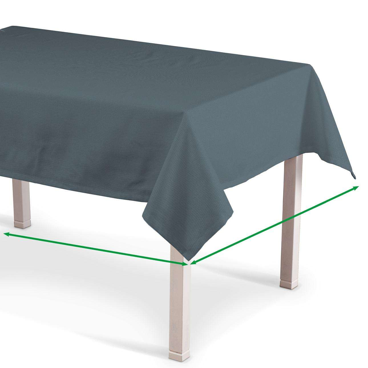 Rectangular tablecloth in collection Milano, fabric: 150-37