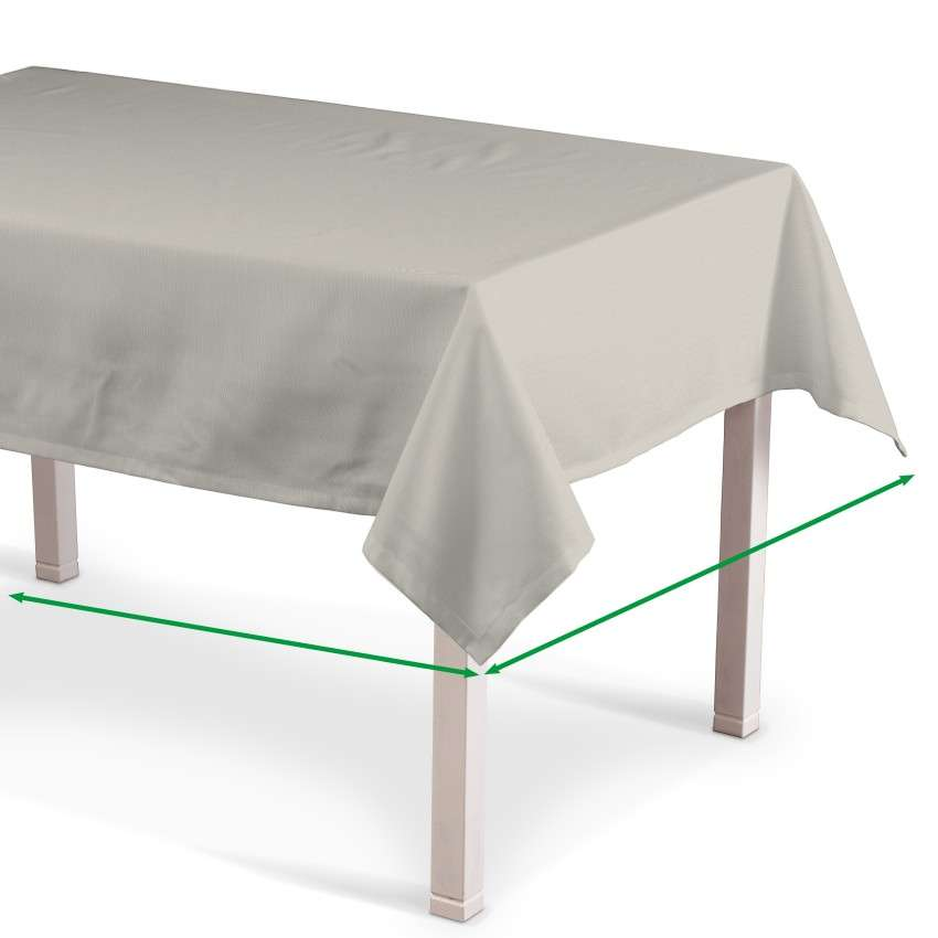 Staltiesės (stalui su kampais) kolekcijoje Cotton Panama, audinys: 702-31
