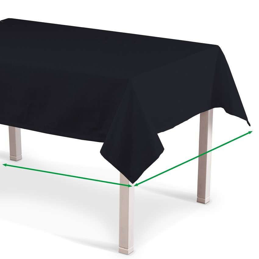 Rectangular tablecloth in collection Jupiter, fabric: 127-99