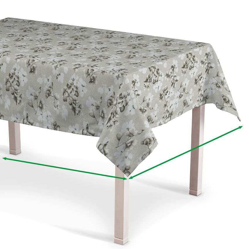 Rectangular tablecloth in collection Rustica, fabric: 138-14