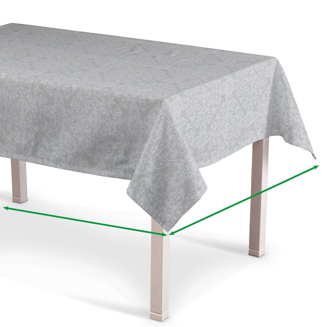 Rectangular tablecloth in collection Venice, fabric: 140-49