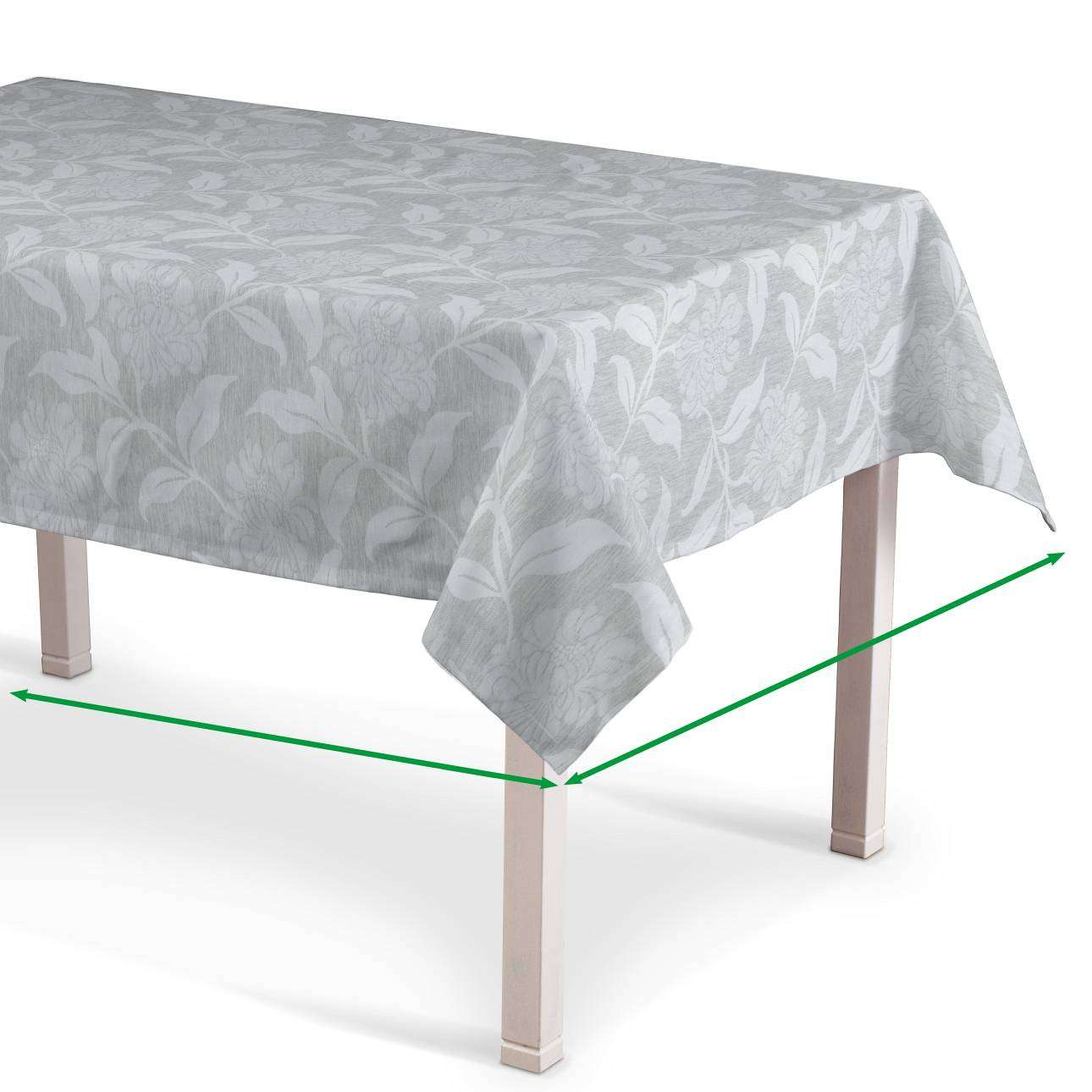 Rektangulär bordsduk  i kollektionen Venice, Tyg: 140-51