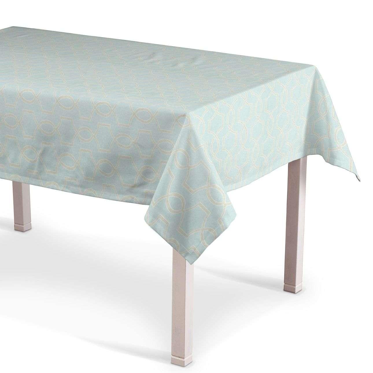 Rektangulær bordduk fra kolleksjonen Comics, Stoffets bredde: 141-24