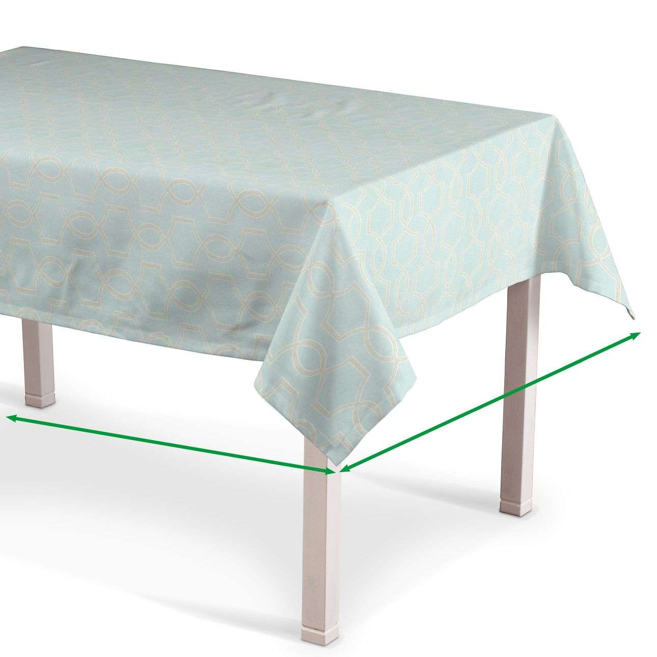 Rektangulär bordsduk  i kollektionen Comics, Tyg: 141-24
