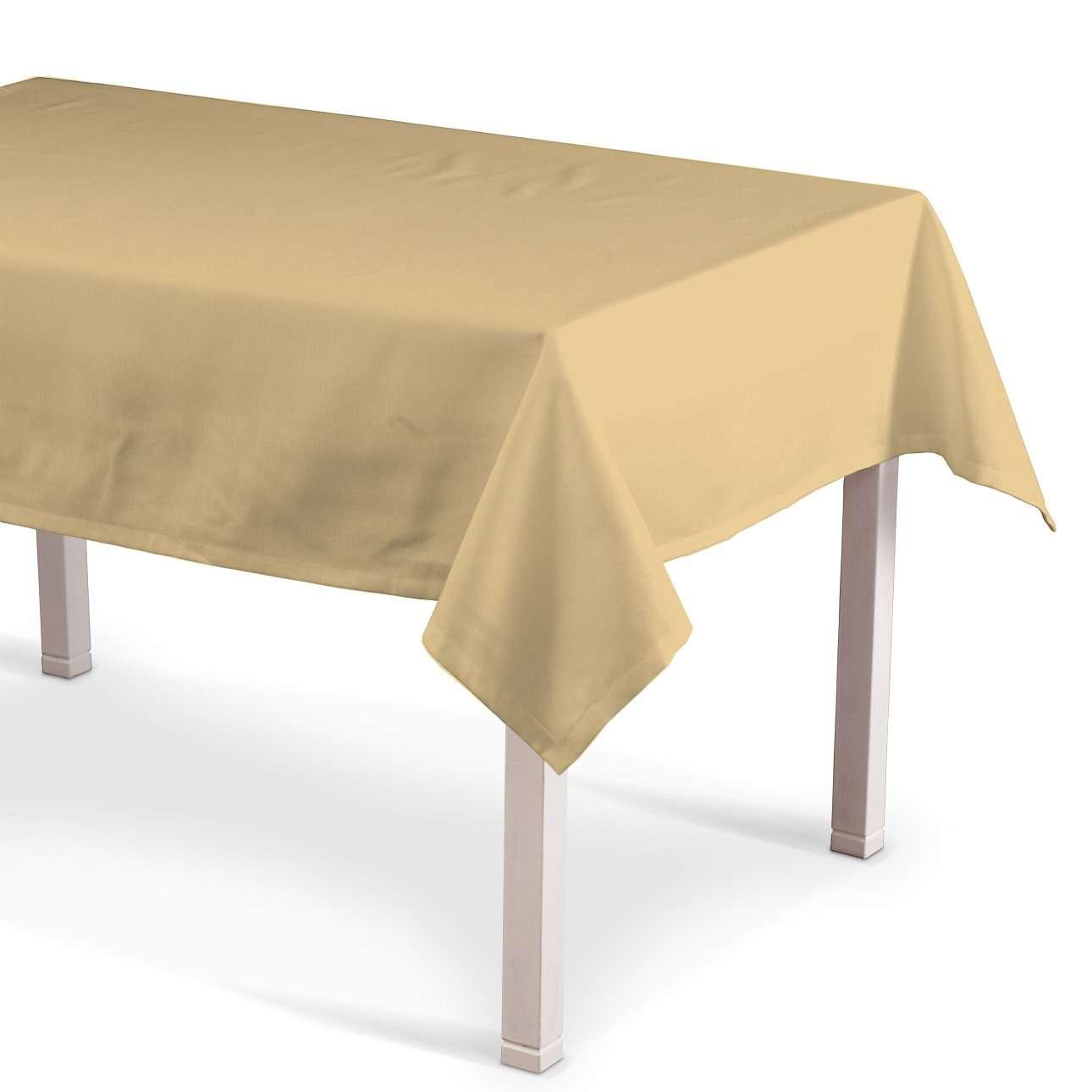 Obrus na stôl obdĺžnikový V kolekcii Vianočná kolekcia Christmas, tkanina: 141-75