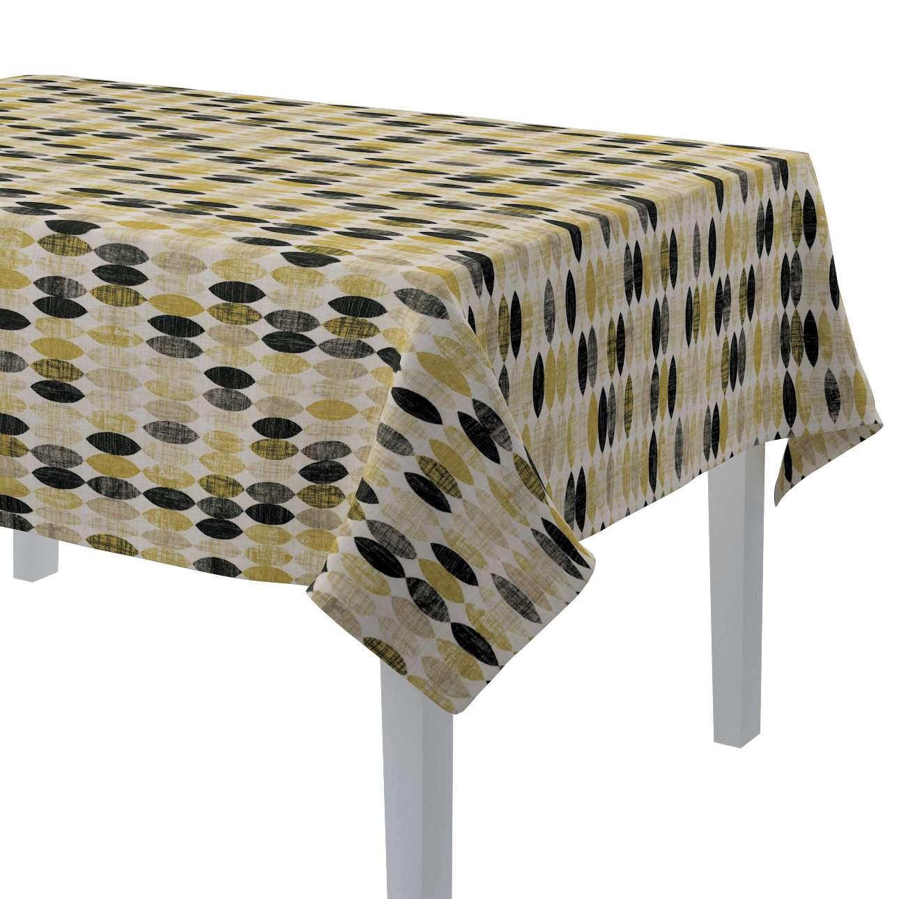 Rektangulär bordsduk i kollektionen Modern, Tyg: 142-99